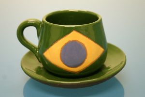 brazilian coffee in mug