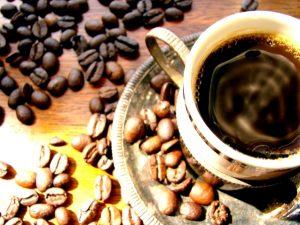 delicious brazilian coffee in mug