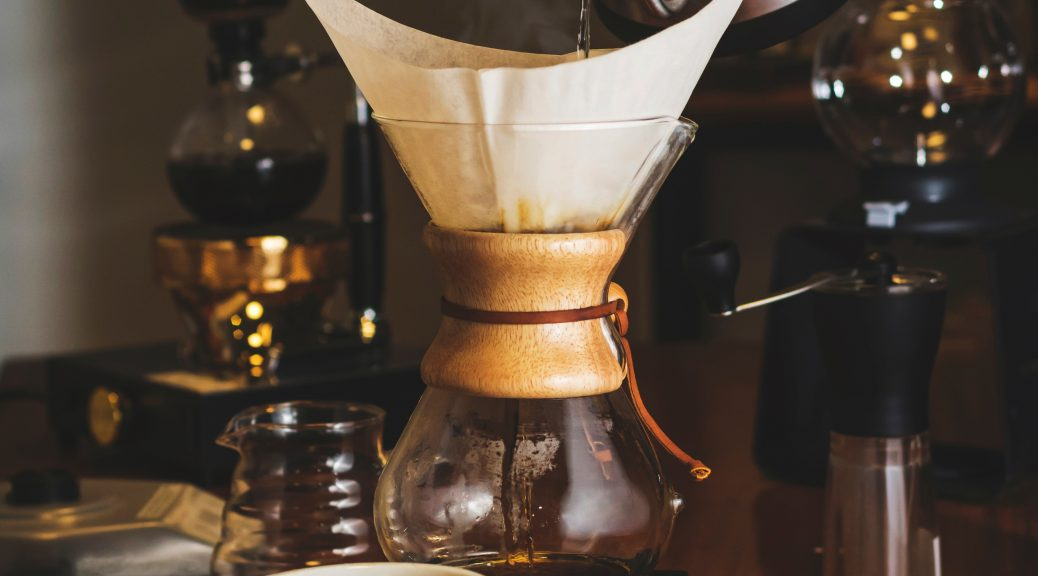 awesome usage of coffee filter