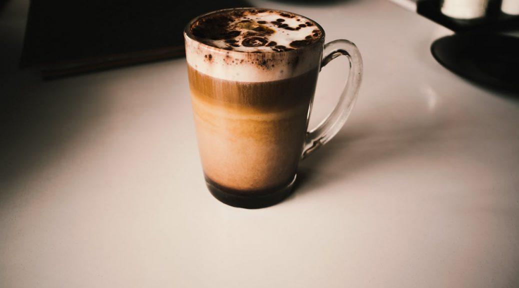 flavored nitro coffee